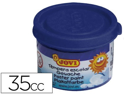 TEMPERA JOVI 35 ML -AZUL ULTRAMAR
