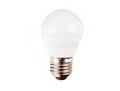 LAMPADA SUNMATIC LED MINI GLOBO FROST MD E27 6W 2700K 470 LUMENS