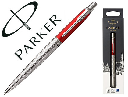 BOLIGRAFO PARKER JOTTER SPECIAL LONDON RED CLASSICAL EN BLISTER