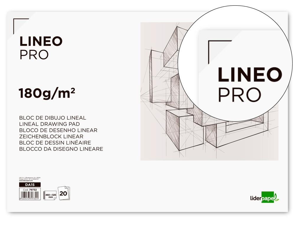 extraliso Bloc encolado a3 Canson papel xl bristol 50 hojas 180g