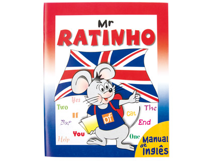 MR. RATINHO MANUAL DE INGLES