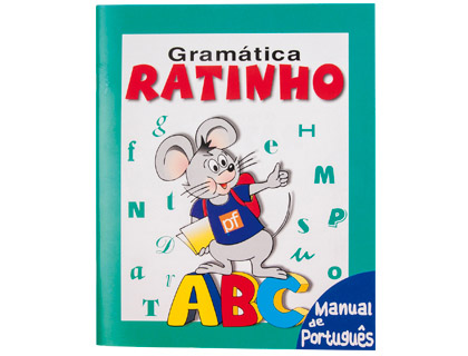 GRAMATICA RATINHO MANUAL DE PORTUGUES