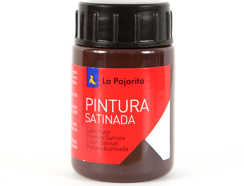 Pintura latex la pajarita marron 35 ml