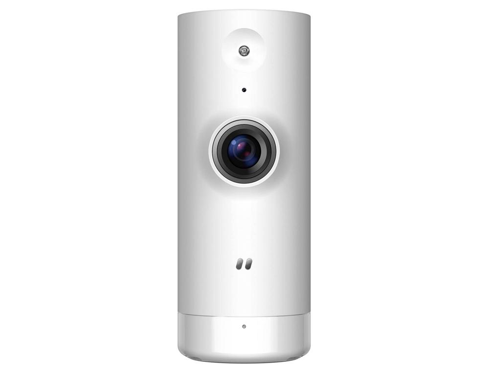 Camara de vigilancia d-link mini hd ip 1280 pixels formato jpeg vision nocturna wifi blanca