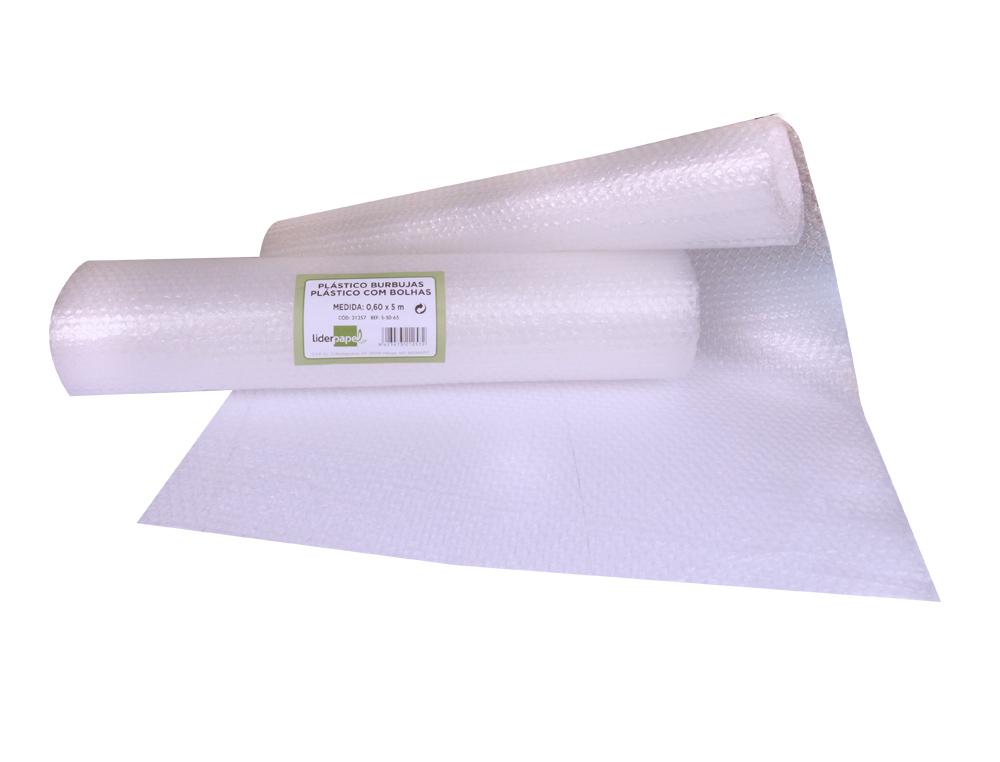 Plastico burbuja liderpapel 0.60x3m