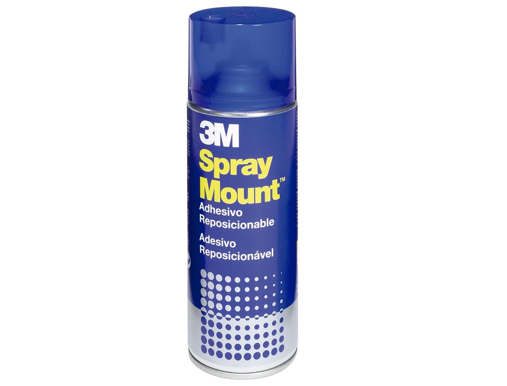 Pegamento en spray